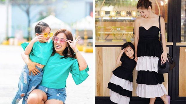 dd07d183d20e Mom-Daughter Duos Reveal Where They Buy Their Twinning Outfits