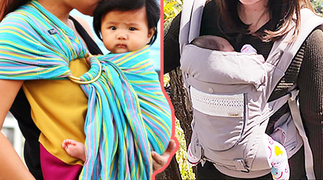 10 Safe And Hip Healthy Baby Carriers For First Time Parents