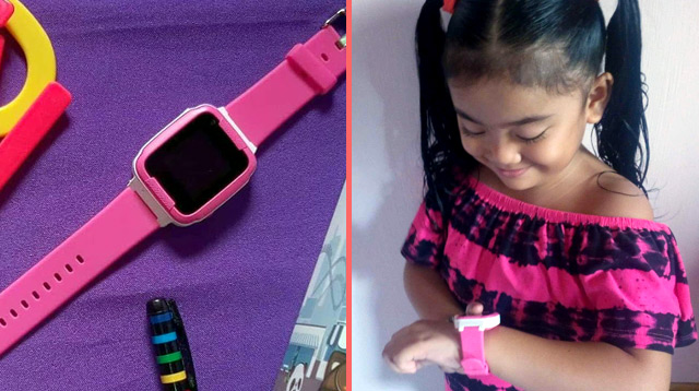 Mom Says P4,000 Price Tag On This Tracker Watch Is Worth It