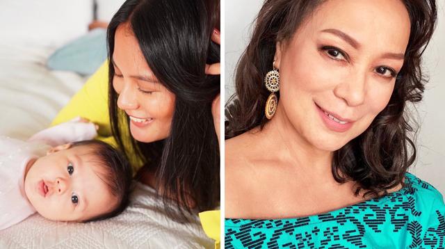 Doting Lola Gloria Diaz Respects Daughter Isabelle's 'Bawal Maingay