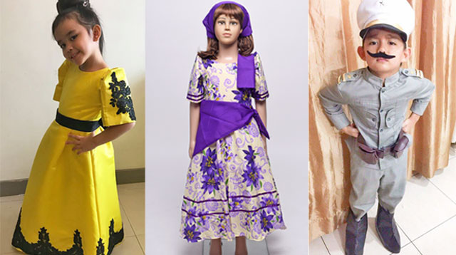 5 Online Shops For Your Child S Buwan Ng Wika And Beyond Costumes