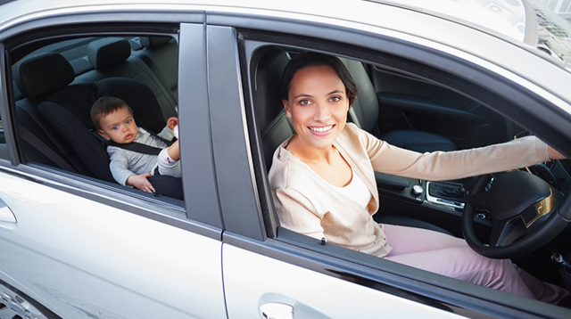 Be an Overprotective Parent When Your Kids Are in the Car: 4 Gentle
