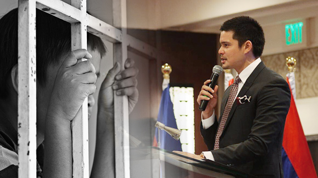Dingdong Dantes Opposes Lowered Age of Criminal Responsibility
