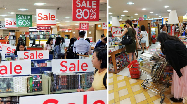 National Book Store Sale Drops Prices For Children S Books