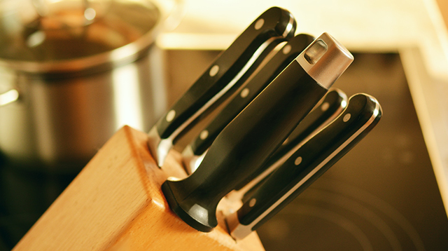 Remove Rust On Stainless Steel Knives