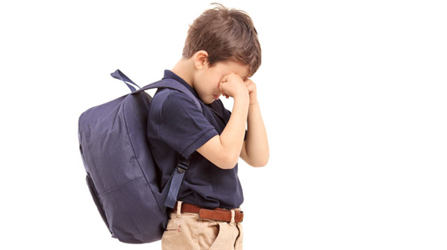 Crying And Whining? Why Kids Behave Differently At Home And In School