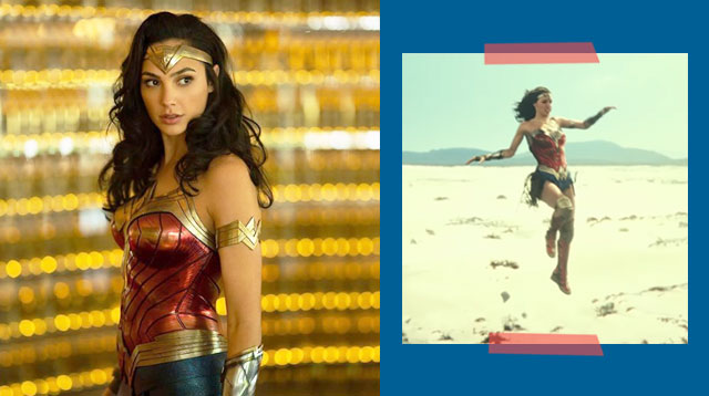 Wonder Woman Is Back In Action In The First Trailer For Wonder Woman 1984!