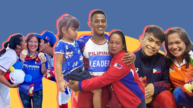 We Win As One! Here Are Our Favorite Family Moments At The 2019 SEA Games