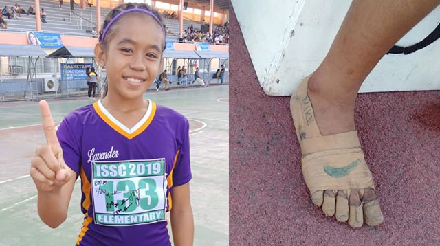 Help Pours Out For 11-Year-Old 'Nike Barefoot Runner'