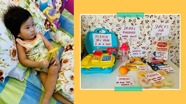 No Sine, No Problem! DIY 'Movie House' Ang Solusyon Ni Mommy