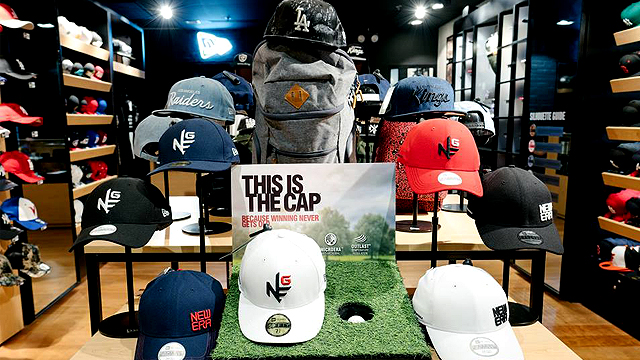 New Era Cap Store Opens in Glorietta 4