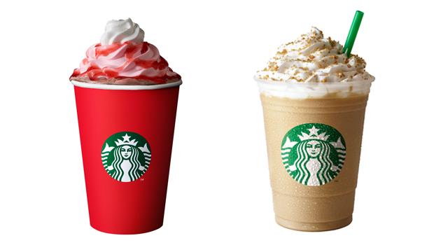 Christmas Starbucks Drinks.Starbucks Christmas Drinks