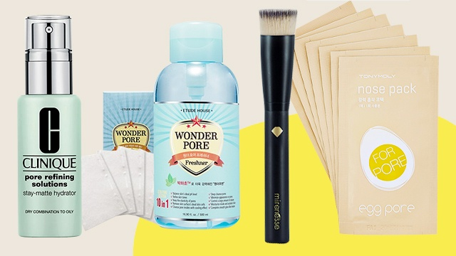 10 Beauty Finds That Will Minimize Pores