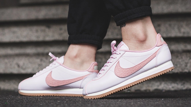 96111e9cb ... denmark nike classic cortez leather in pearl pink out now spot.ph 31d73  f4903