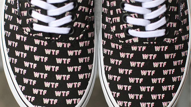 d0e77152441d Vans Sayings Collection Expresses All Our Feelings