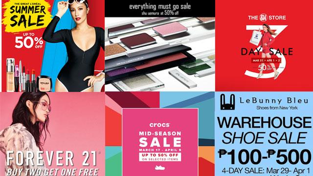 c618785da8fd45 Manila Sale Alert  L Oreal