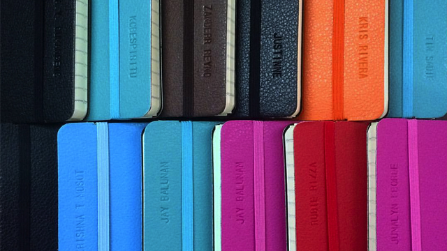 Papernotes Personalized Notebooks And Journals