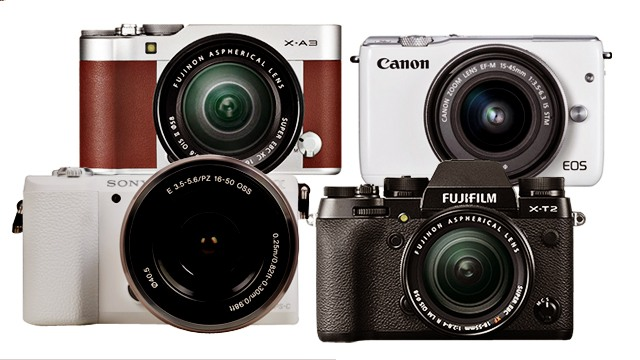 10 Mirrorless Cameras You Have To Check Out