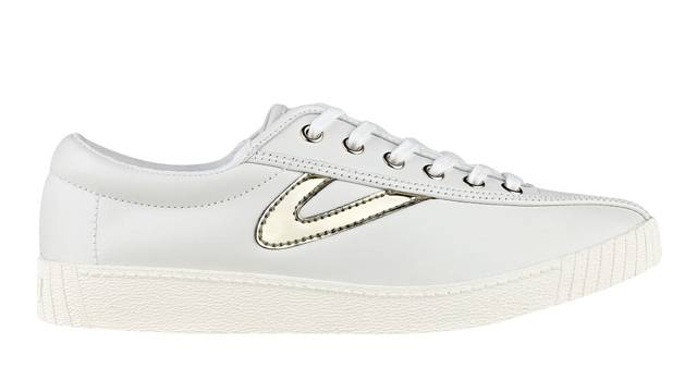 Tretorn Nylite2 Plus Is Your Classic White Sneaker With a Twist