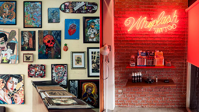 ab5797b5a159e 12 Tattoo Parlors in the City to Visit