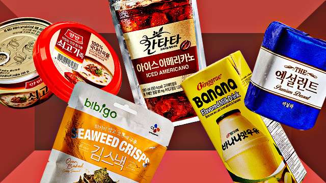 10 Delicious Finds from Korean Grocery Stores in Manila