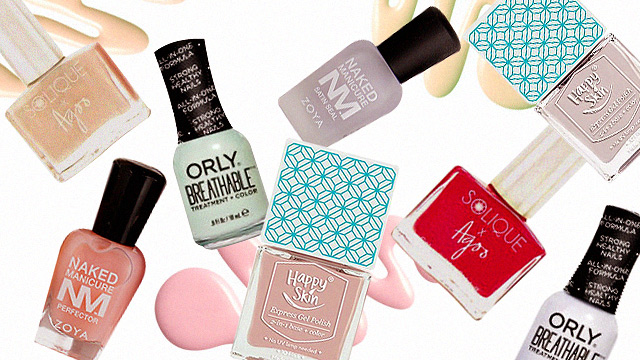 The 5 Best Nail Polish Brands To Try On Your Tips