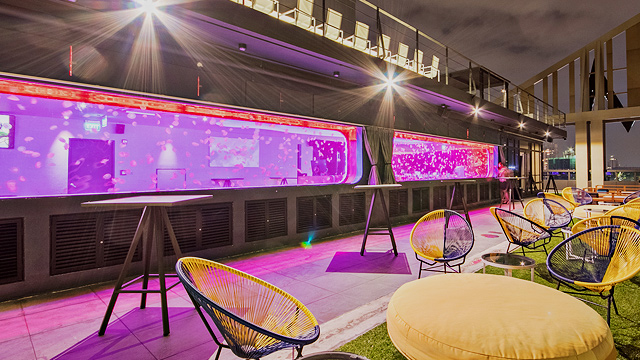 Antidote Is I M Hotel S New Jellyfish Rooftop Bar