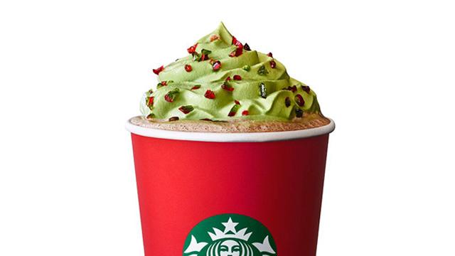 Starbucks Christmas Menu.Starbucks Brings Back Their Holiday Drinks