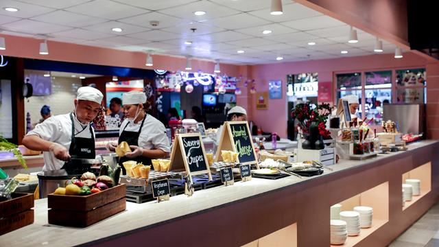 Strange 10 Delicious And Afforable Buffets In Manila Download Free Architecture Designs Itiscsunscenecom