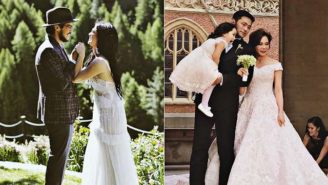 10 Incredibly Sweet Local Celebrity Wedding Videos