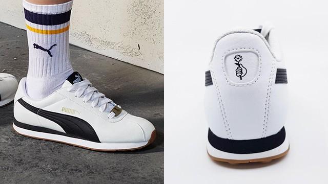 newest 94f61 72127 Puma x BTS Turin Sneaker Collaboration