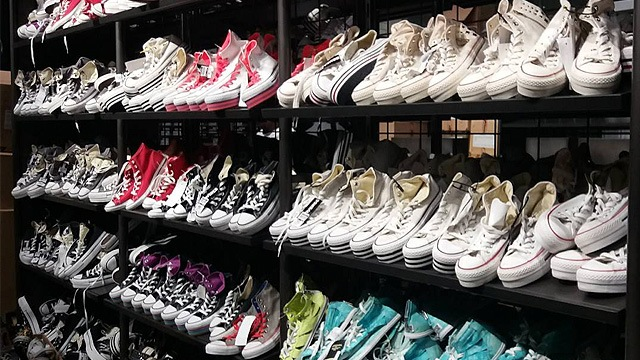 Converse Outlet Store Opening Sale