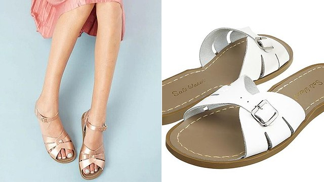 0f982afffd7c 5 Stylish Picks From Salt-Water Sandals