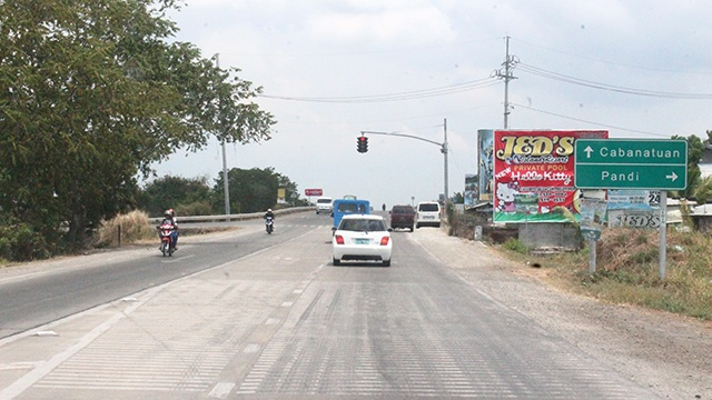 Bustos Section of Plaridel Bypass Road Now Open To Public