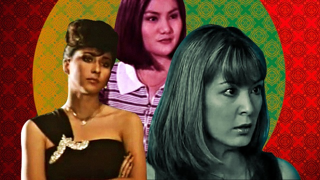 Top 10 Kontrabidas from Classic Pinoy Films and Teleseryes