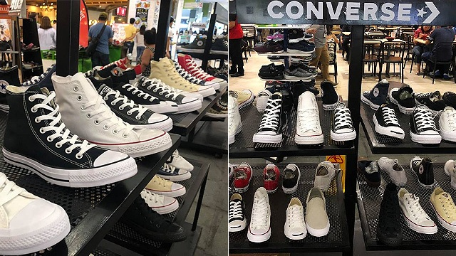 489fcf73ad4b2a Converse Sale at Fisher Mall  June 2018
