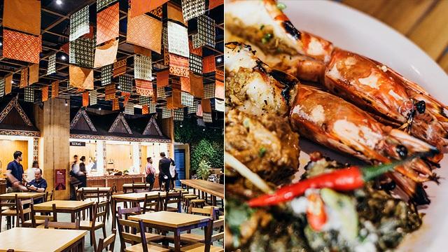 Islas Pinas Food Hall at DoubleDragon Plaza, Pasay City
