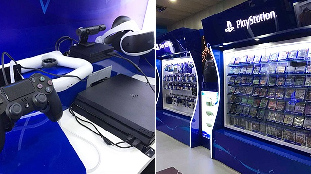 PlayStation Specialized Store at SM North EDSA