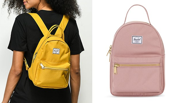 3bd1710ecbb9 Herschel Supply Co. Nova Backpack Mini Collection