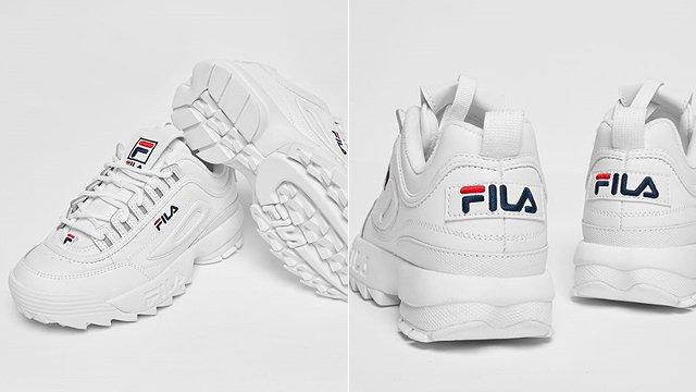 Fila Disruptor II Chunky Sneaker Trend