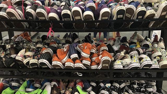 Converse Sneaker Sale at Paseo, Laguna