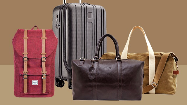 e56b36ce1c For the Guys: 10 Great Travel Bags for Your Weekend Trip
