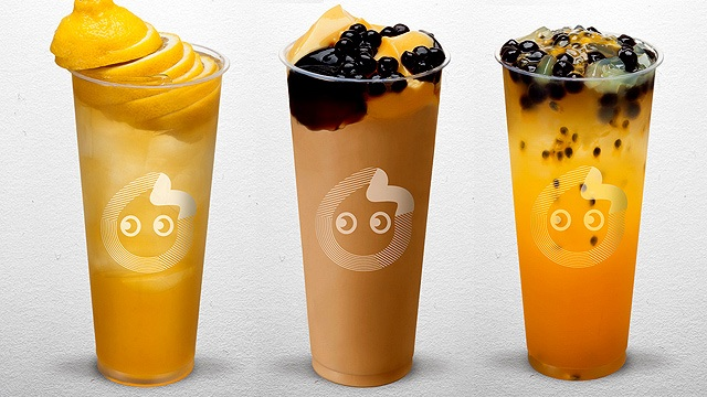 Best-selling Drinks at CoCo Milk Tea in Manila