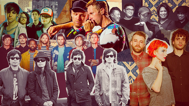 10 Popular Bands and How They Came Up With Their Names