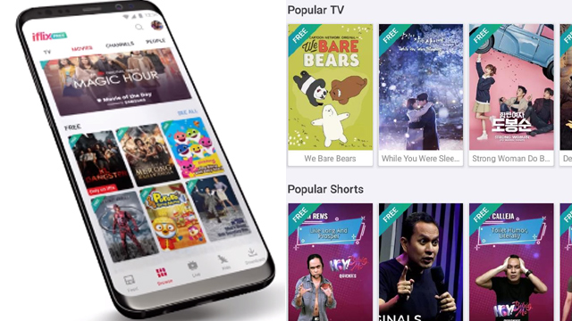iflix FREE Has Lots of New Features