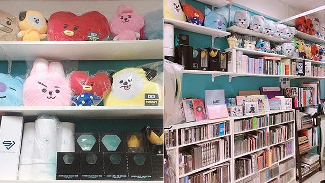Shop K-Pop Merch at Chingu Dachi Store Opening