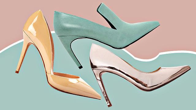 good shoe websites for heels