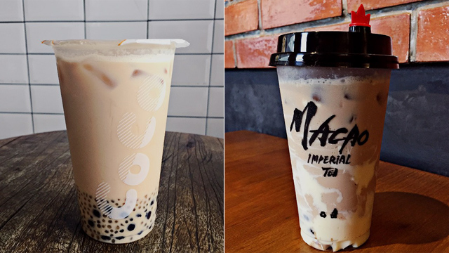 Milk-Tea Shops With Online Delivery in Metro Manila