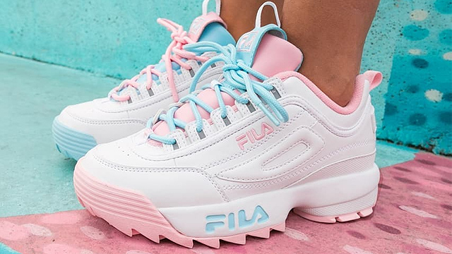 shop best sellers amazing price fashion style Fila Disruptor 2 x Atipici Sneakers