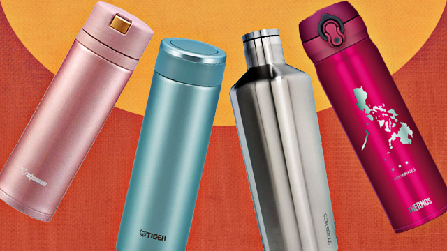 10 Water Bottles That Will Keep Your Drinks Cold